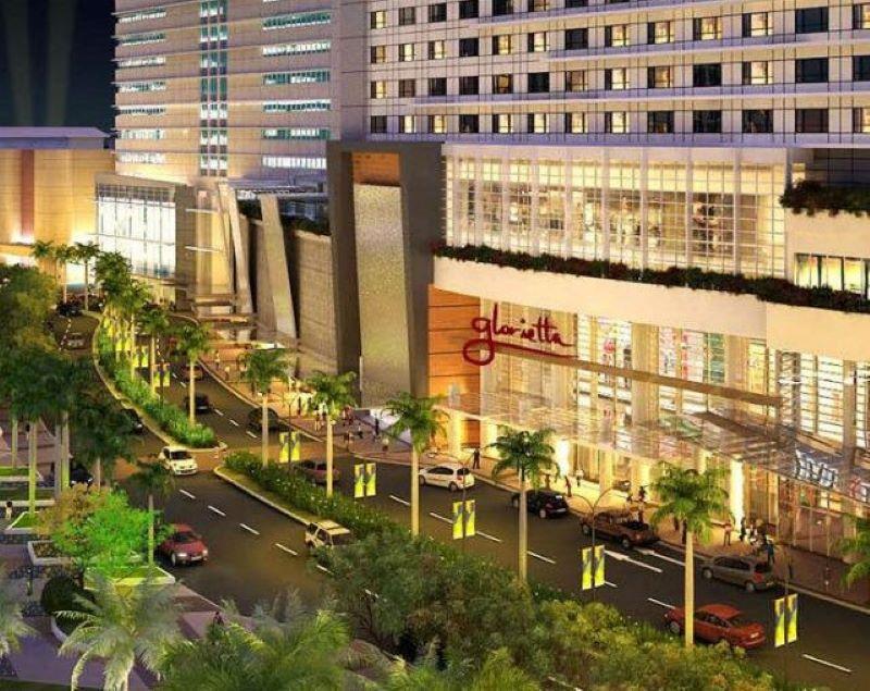 Trung tâm thương mại Glorietta