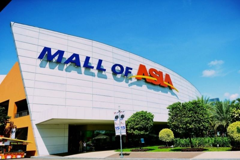 Trung tâm mua sắm Mall Of Asia (MOA)