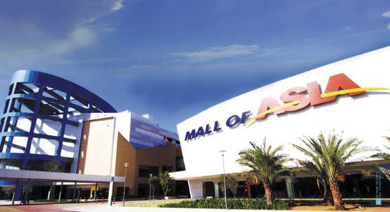 Top 5 Trung tâm mua sắm Manila sầm uất nhất