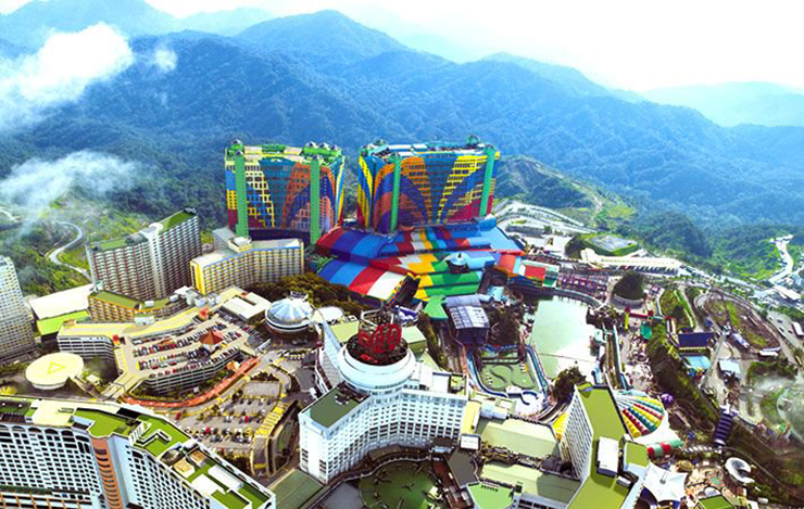 Resorts World Genting ở Malaysia