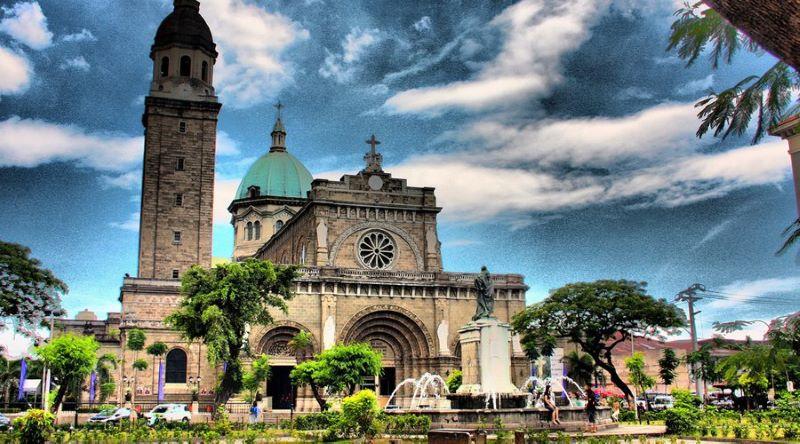 Tour du lịch Manila cuối tuần