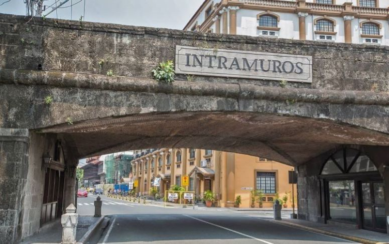 Khu Intramuros