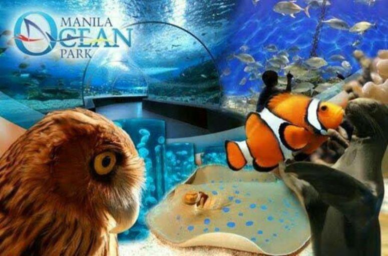 Công viên Đại dương Manila Philippines