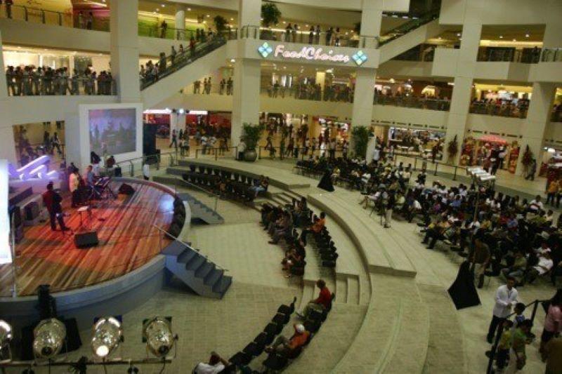 Trung tâm mua sắm Manila: Trinoma