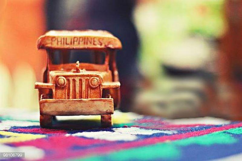 Mô hình xe Jeepney