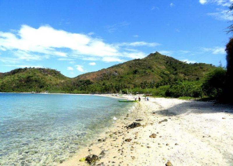 Du lịch Philippines - Bãi biển Padre Burgos