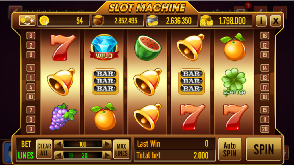 Máy đánh bạc (Slot Machine)