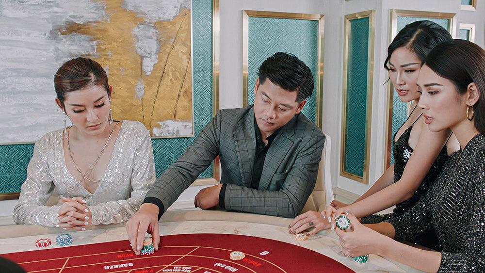 Người chơi tại Casino