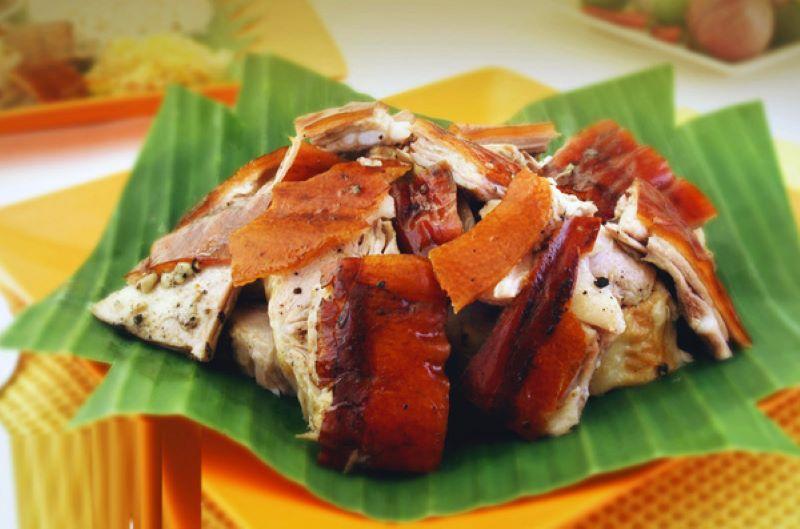 Thịt nướng Lechon
