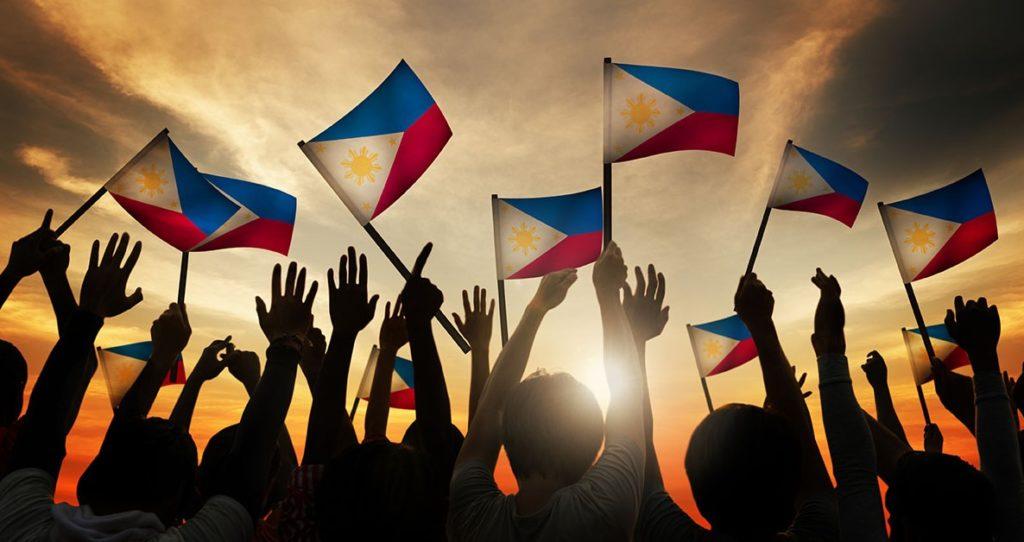 Tinh thần yêu nước của người Philippines