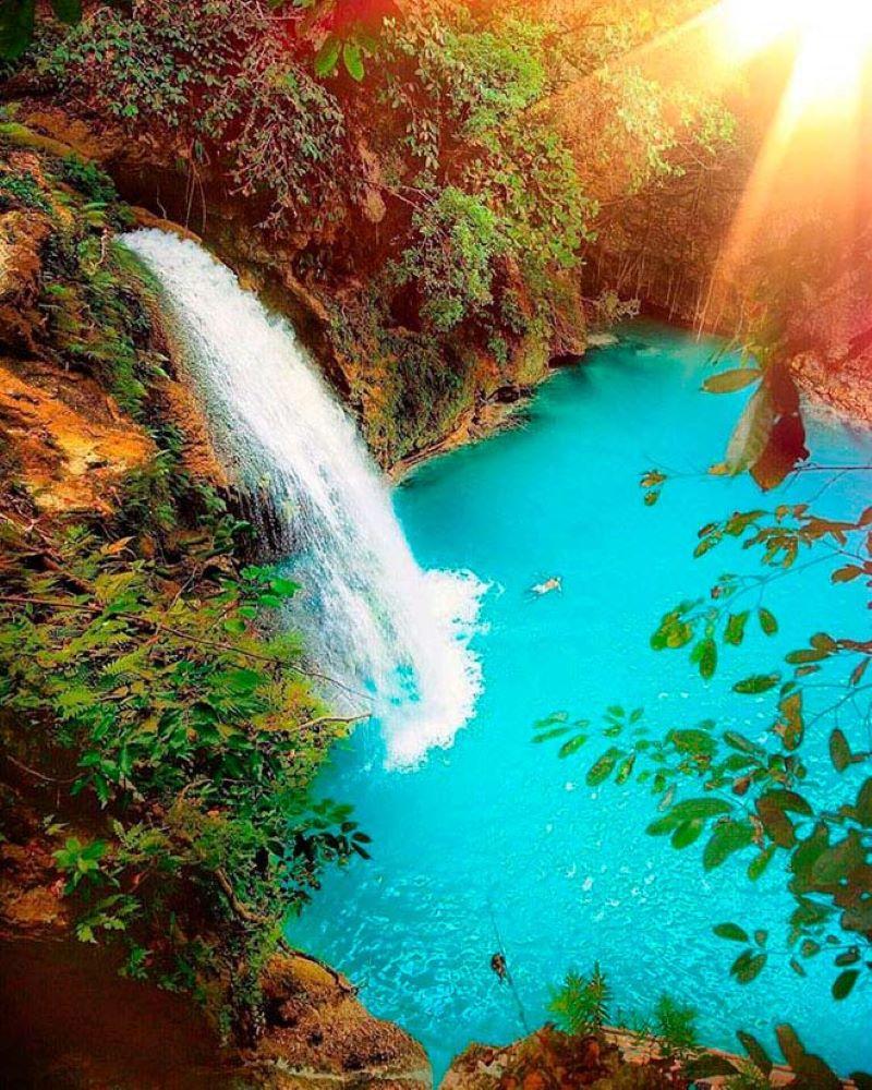 Du lịch Philippines - Thác Badian