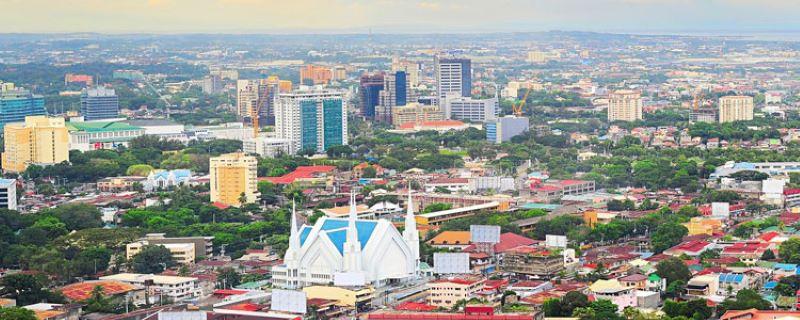 Du lịch Philippines - Thành phố Cebu