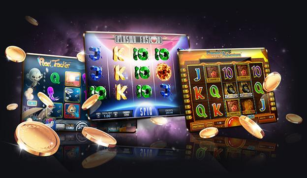 Cách chơi máy đánh bạc – Slot Machine