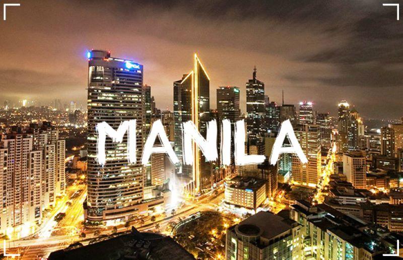 Du lịch Philippines - Thủ đô Manila