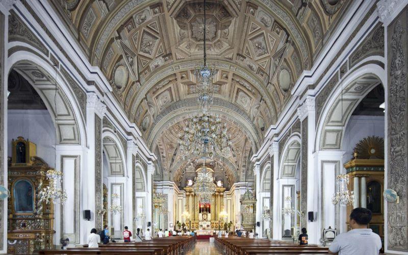 Nhà thờ San Agustin