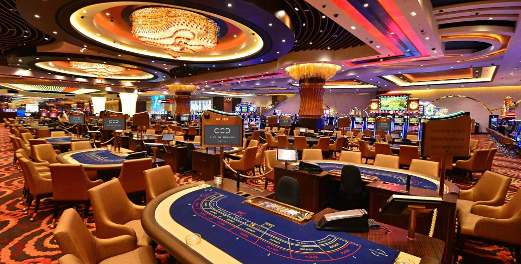 Top 4 Casino Manila Philippines