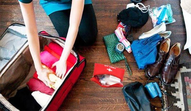 Hành lý nhỏ gọn, tiện lợi