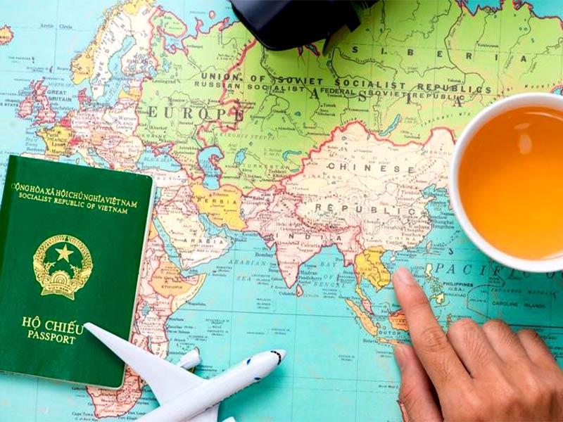 Passport (Hộ chiếu) du lịch nước ngoài