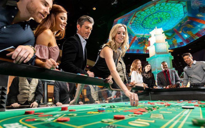 Người chơi Casino
