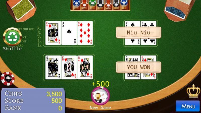 Niu Niu Poker