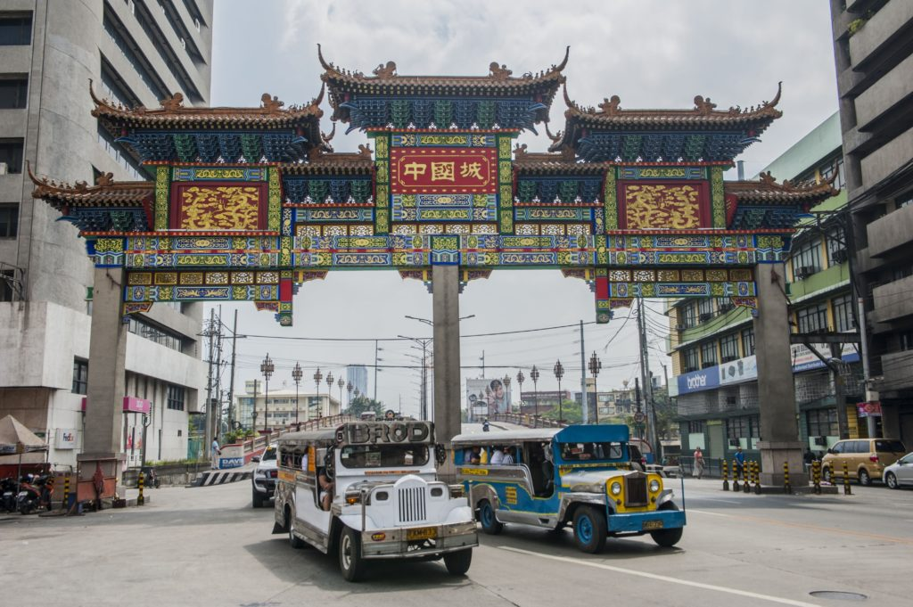 China Town ( Khu phố Tàu )
