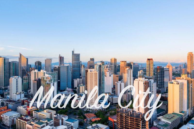 Du lịch Manila Philippines – Top địa điểm Hot nhất