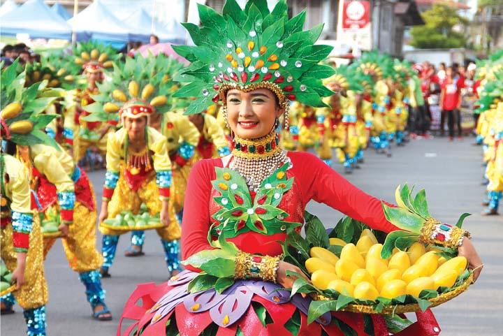 Lễ hội Aliwan Fiesta ở Manila, Philippines