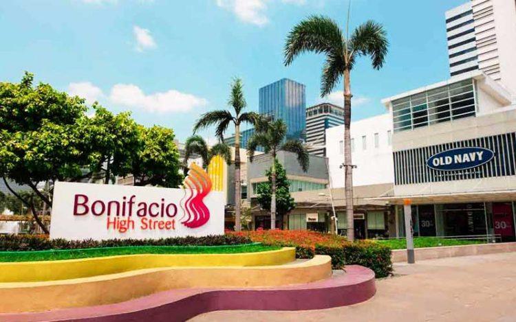 Du lịch Manila - Bonifacio High Street (BGC)