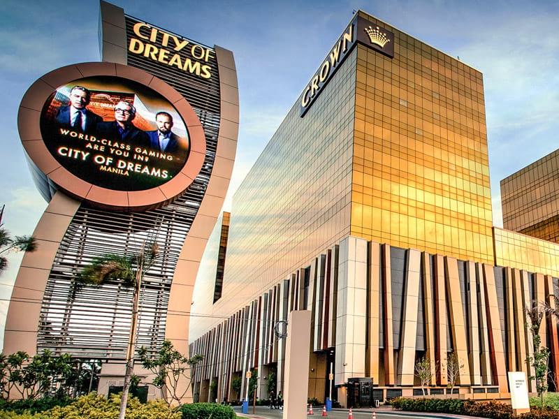 Casino City Of Dreams Manila