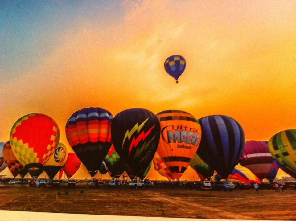 Sự kiện thể thao hàng không lớn và kéo dài nhất ở Philippines