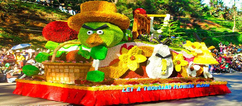 Xe hoa diễu hành