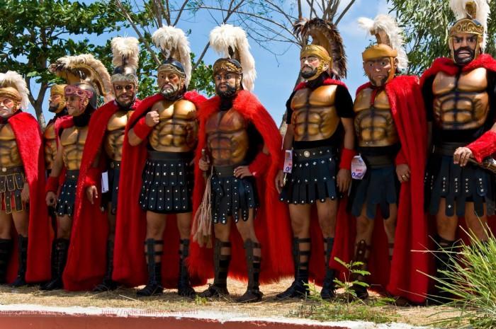Lễ hội Moriones trên đảo Marinduque, Philippines