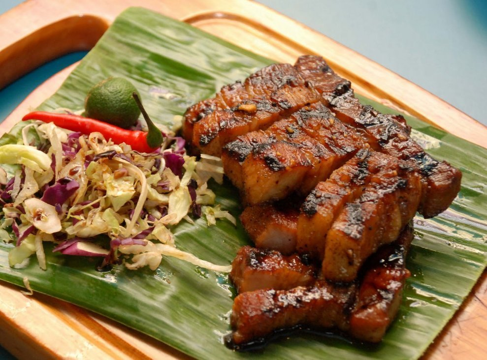 Ẩm thực Philippines - Liempo