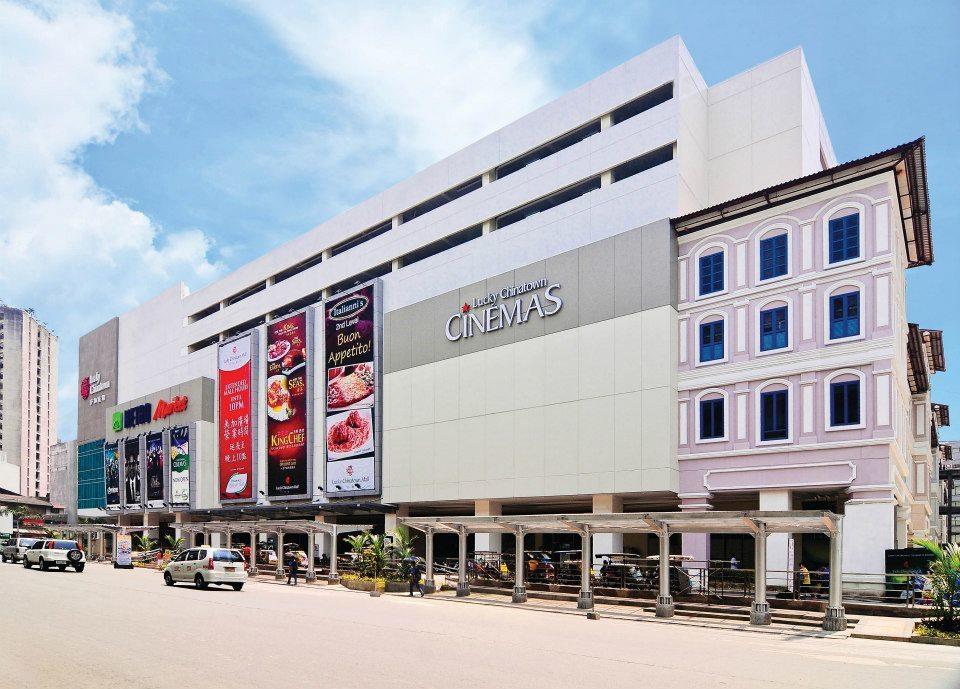 Du lịch Manila - China Town ( Khu phố Tàu )
