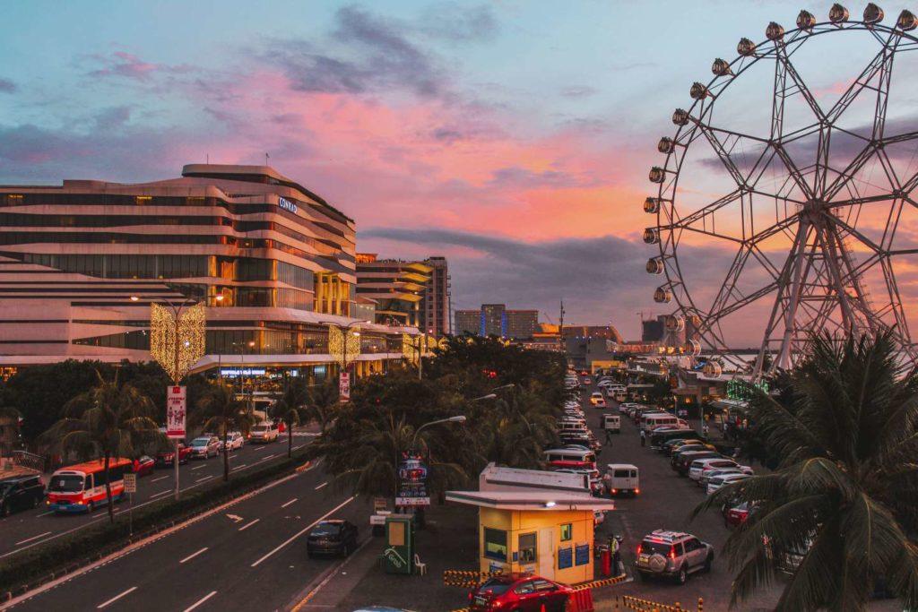Du lịch Manila - Manila Bay ( Vịnh Manila )