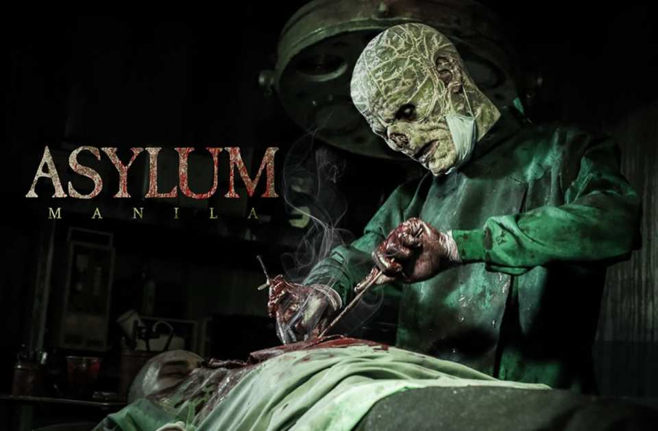 Asylum Manila Haunted ( Ngôi nhà ma )