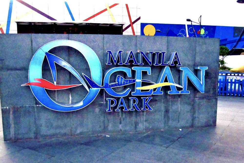 Manila Ocean Park ( Công viên Đại dương )