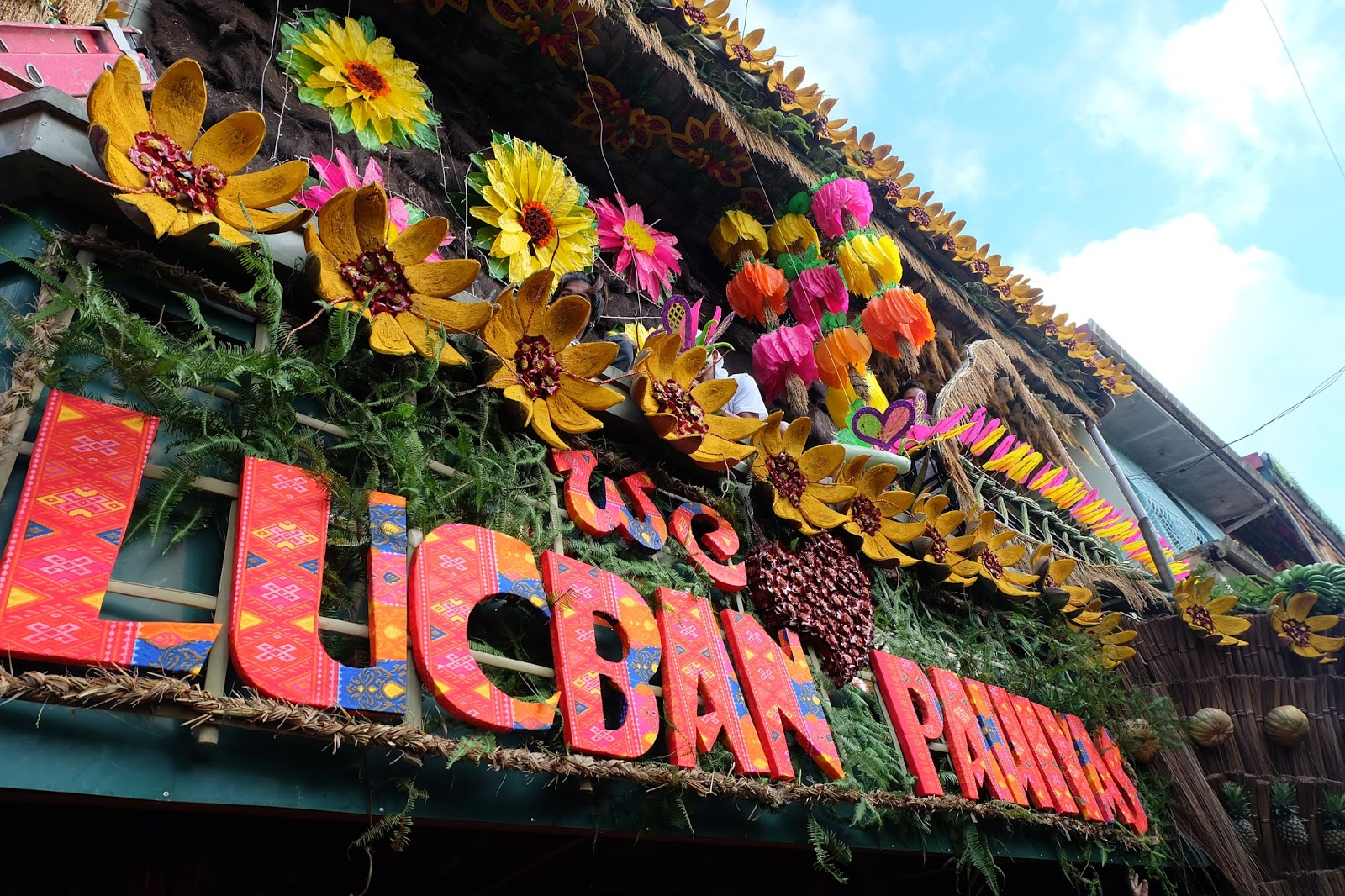 Lễ hội Pahiyas ở Lucban, Philippines