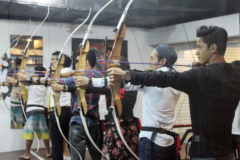 Archery (Bắn cung) tại Manila