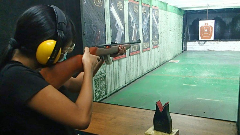 Armscor Shooting Rangers (Bắn súng)