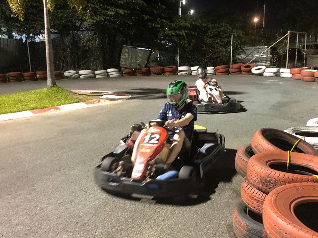City Kart Racing Makati (Đua xe)