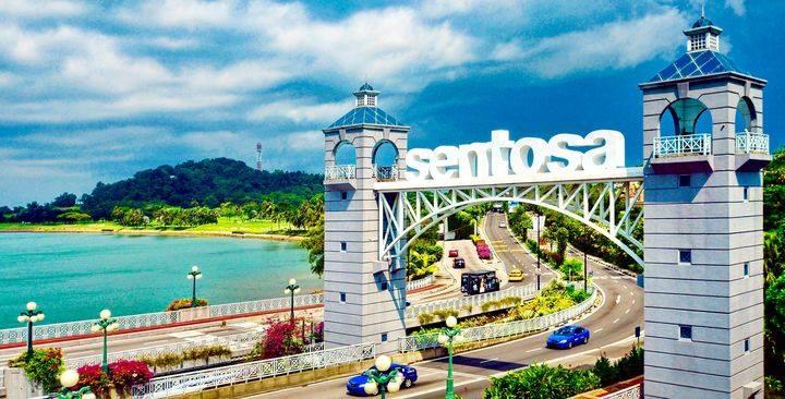 Du lịch Singapore tham quan Đảo Sentosa