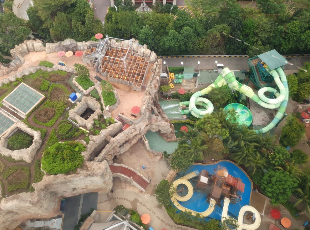 Adventure Cove Waterpark