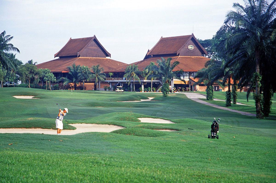Chơi Golf tại Malaysia