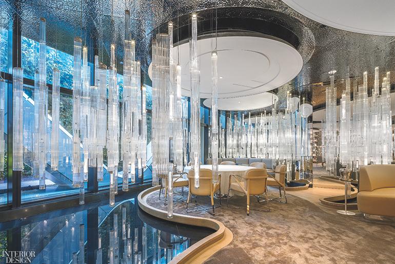 Alain Ducasse at Morpheus - nhà hàng món Âu đẳng cấp với thiết kế sang trọng và quý phái