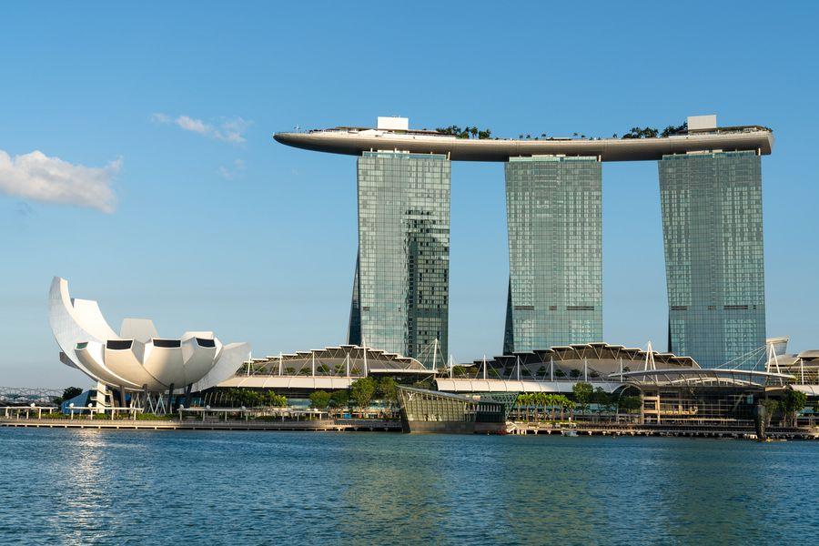 MARINA BAY SANDS CASINO – sòng bạc Singapore đắt nhất Thế Giới