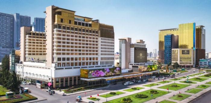 NAGAWORLD CASINO – sòng bạc tốt nhất Campuchia