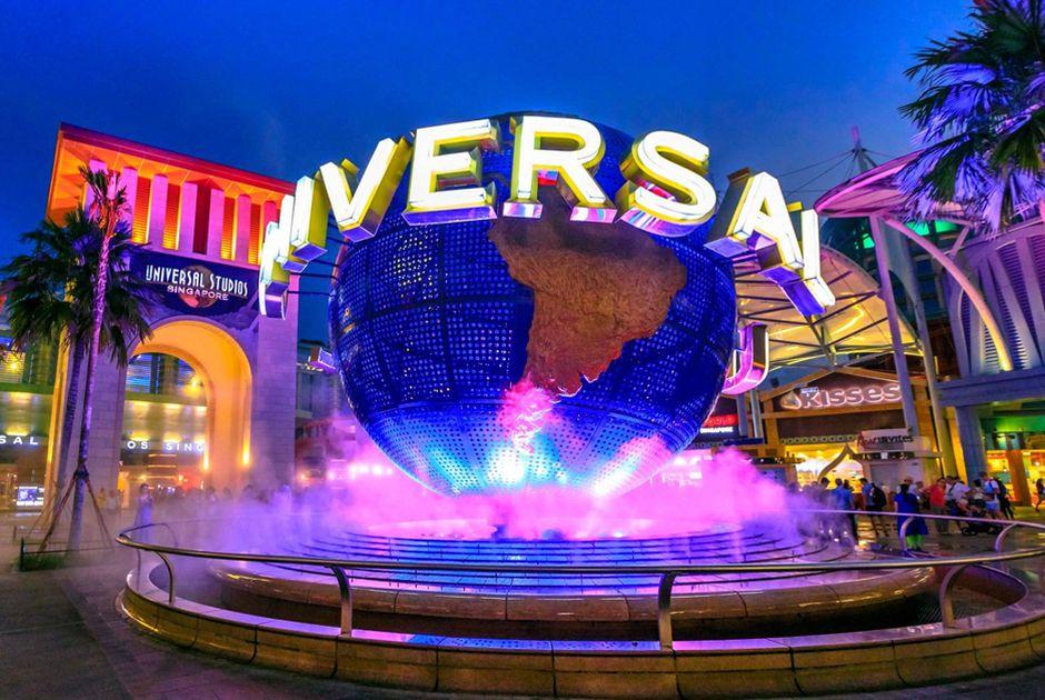 Phim trường Universal