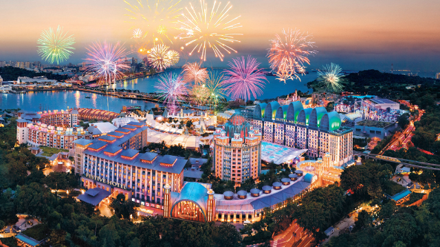 RESORTS WORLD SENTOSA – Casino Singapore xa xỉ bậc nhất Châu Á