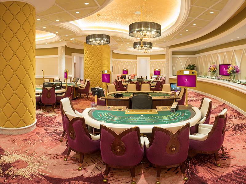 Khu vực Casino dành cho khách VIP